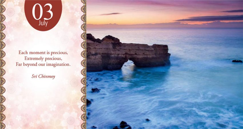 July 3rd daily meditation