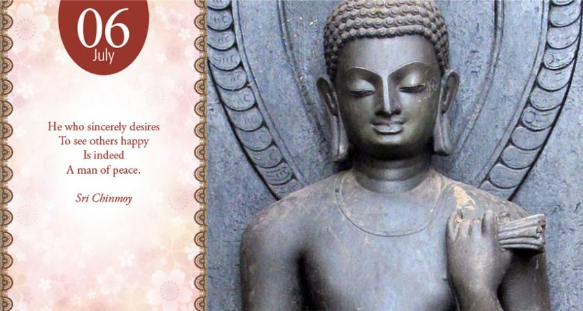July 6th daily meditation