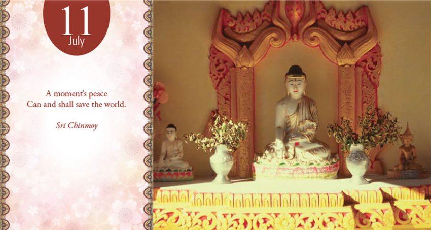 July 11th daily meditation