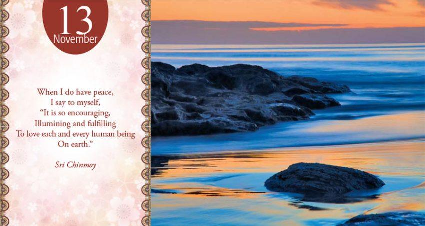 Sri Chinmoy daily poem 11 november-319
