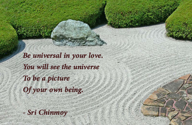 Sri Chinmoy's Poetry