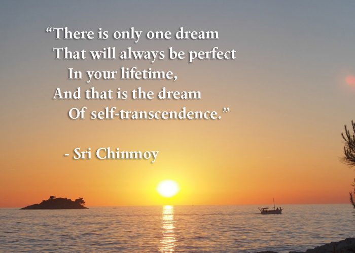 Self Transcendence