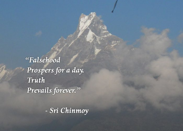 Falsehood - Truth