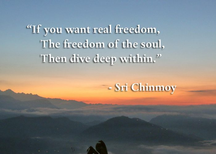Freedom within