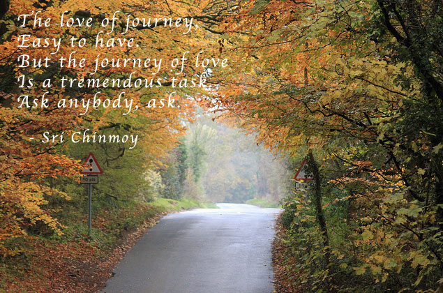 Poems about Love – Sri Chinmoy's poetry