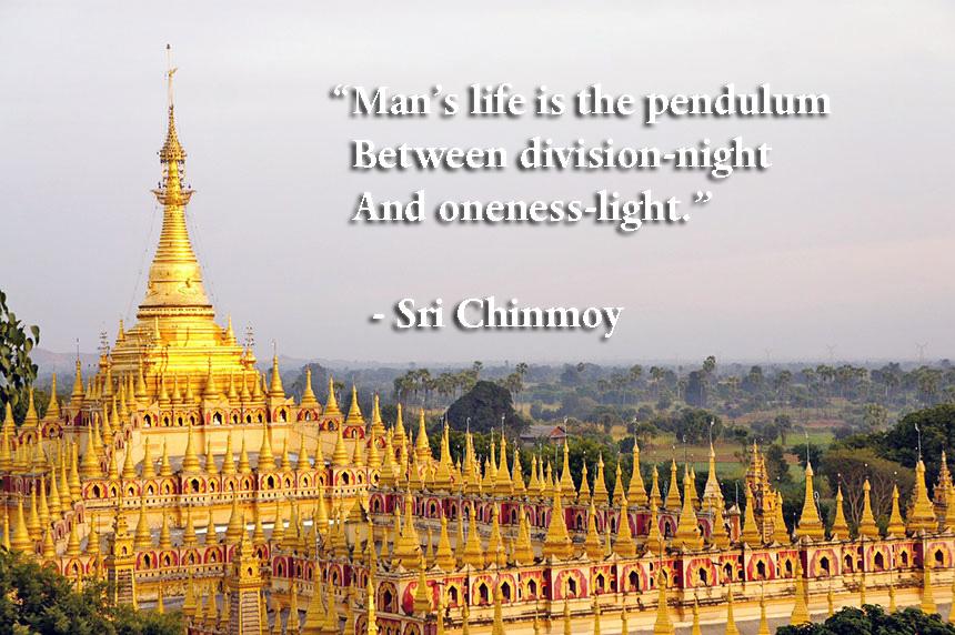 mans-life-pendulum-division-oneness