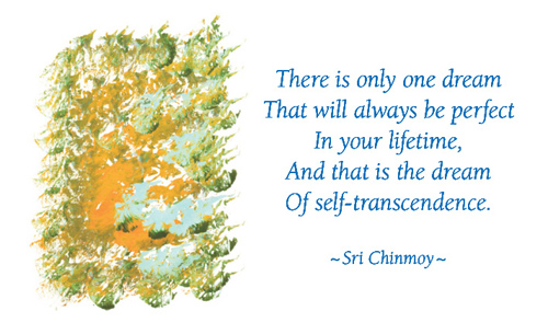 there-is-only-one-dream-self-transcendence-jk