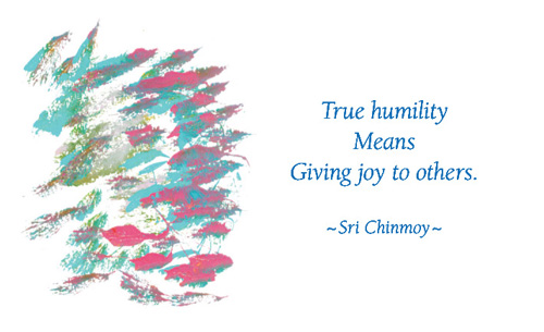 Poems about Happiness - Sri Chinmoy's poetry