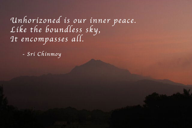 Poems about Peace – Sri Chinmoy's poetry